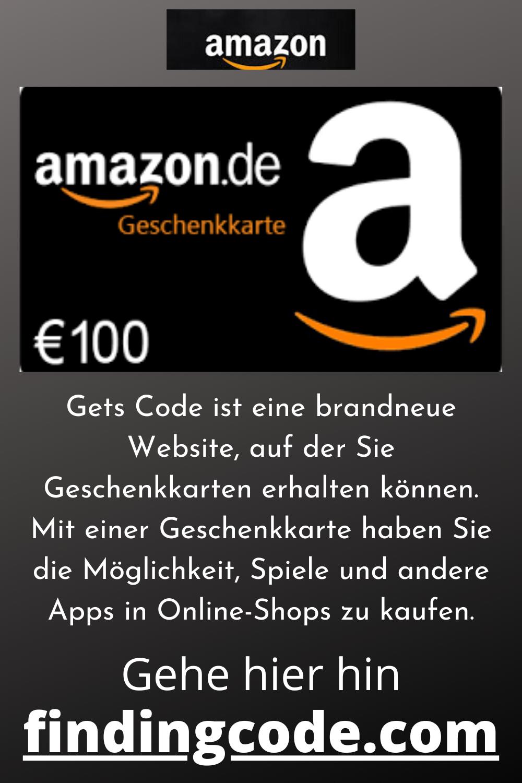 100 Amazon Geschenkkarten Amazon Gift Cards Gift Card Generator Google Play Gift Card