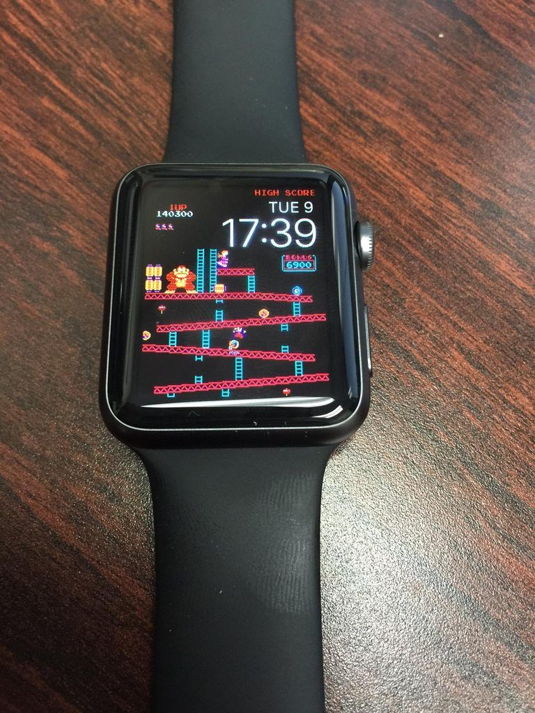 Apple Watch Faces w 2020