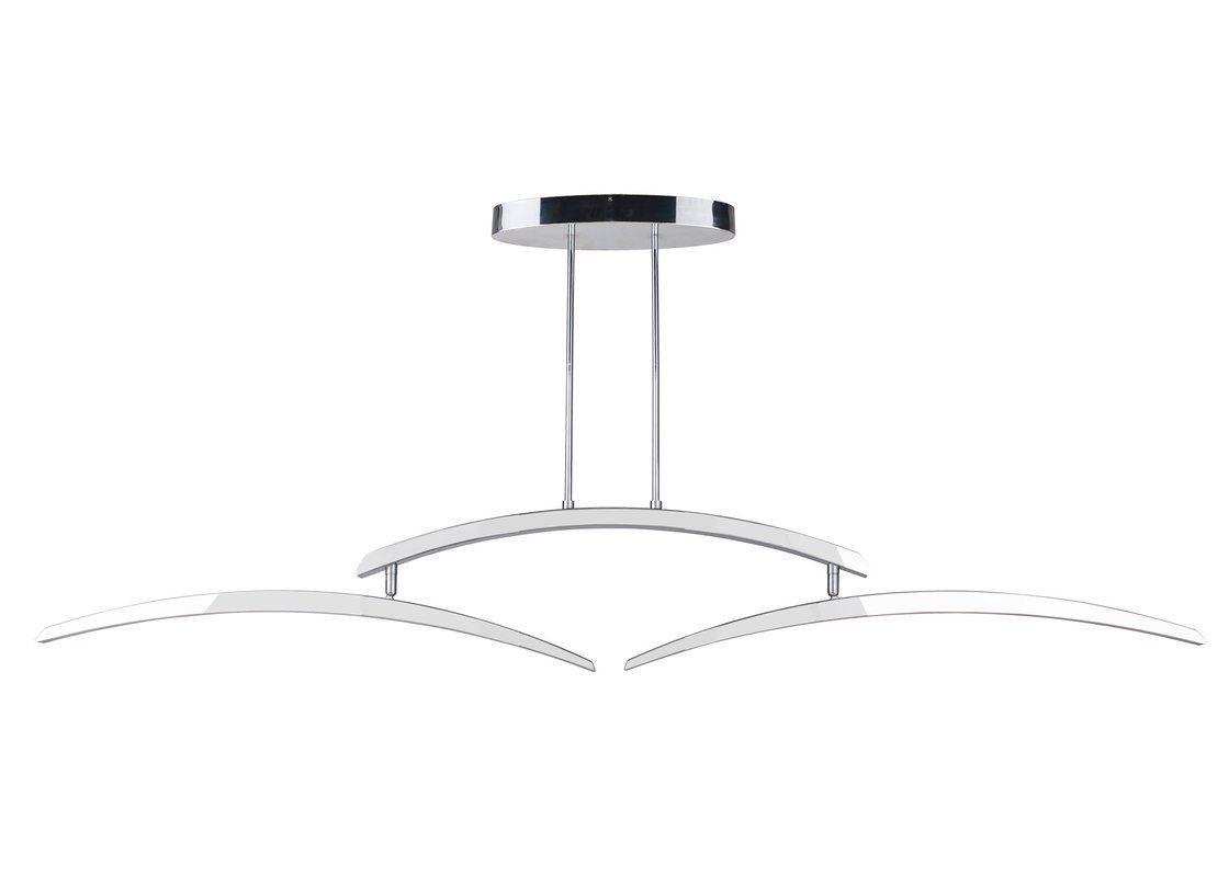 Davidson 2 Light Led Kitchen Island Linear Pendant 1000 In 2020 Craftmade Linear Chandelier Kitchen Island Lighting