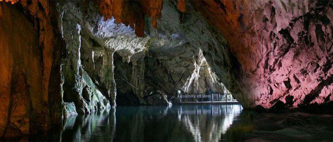 Le Grotte dell'Angelo a Pertosa