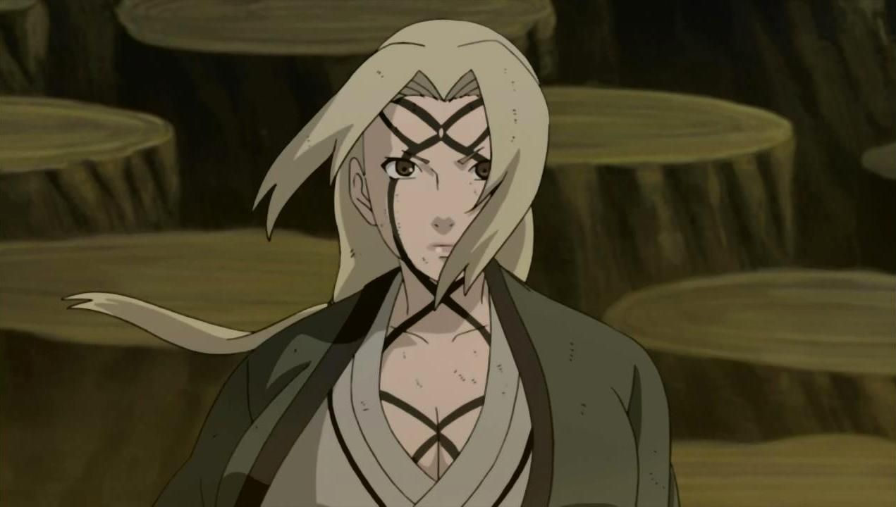 It's true I'm a woman, but I'm definitely not a weak woman!! -Lady Tsunade