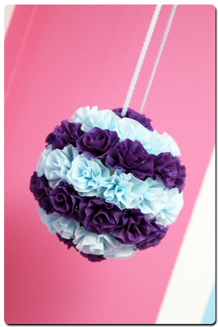 Haute to sew school pinterest streamer flowers tissue paper haute to sew tissue paper ballpaper flower ballpaper ballscrepe mightylinksfo Image collections
