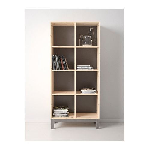 NORNÄS Bücherregal - IKEA - weiß lackieren? | bedroom | Pinterest ...