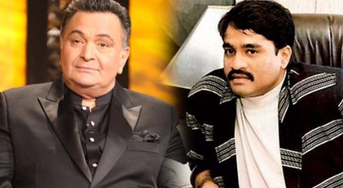 Rishi Kapoors Revelations About His Tea Date With Dawood Ibrahim Will Shock You