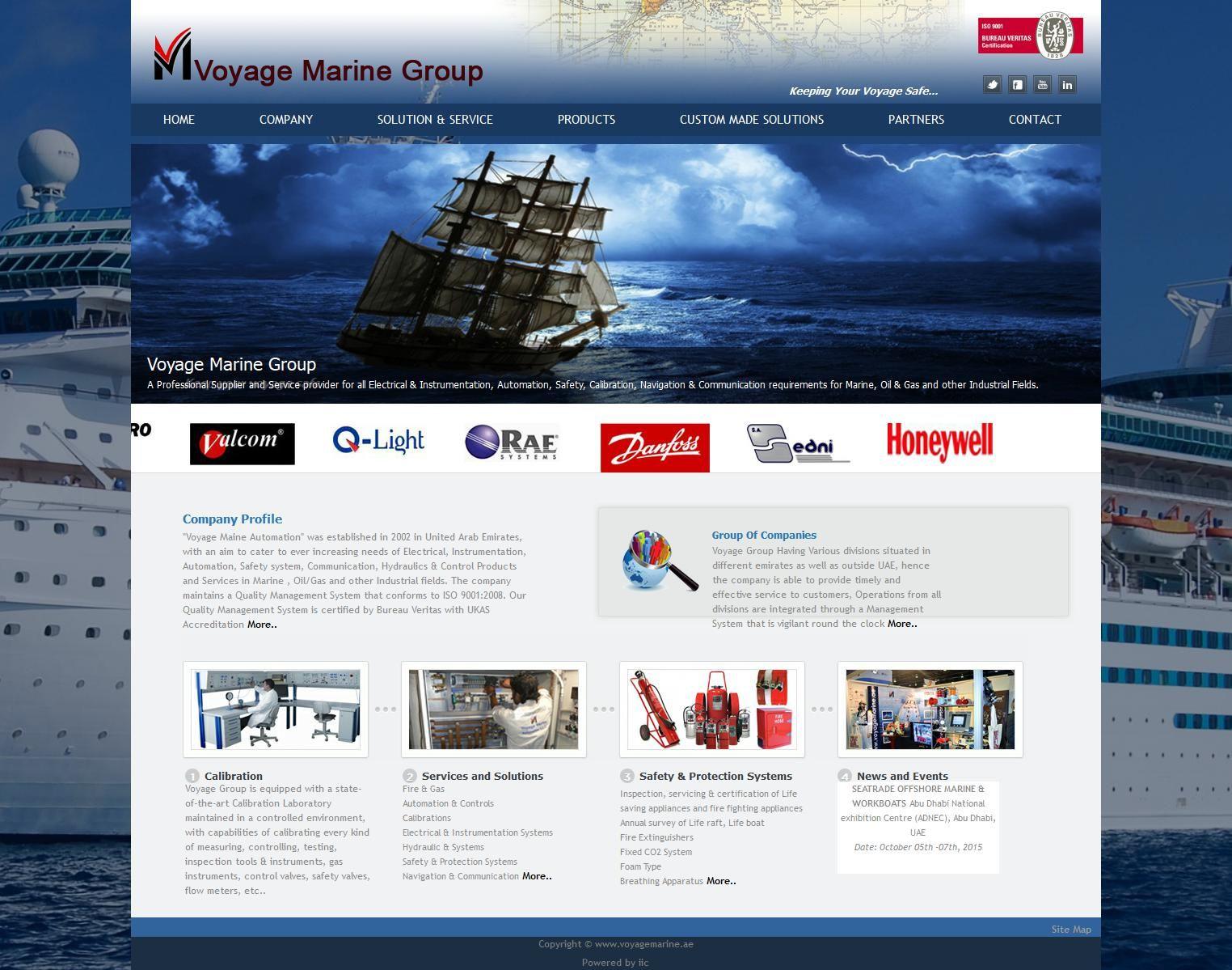 Voyage Marine Group Of Companies W01, Dubai Maritime City
