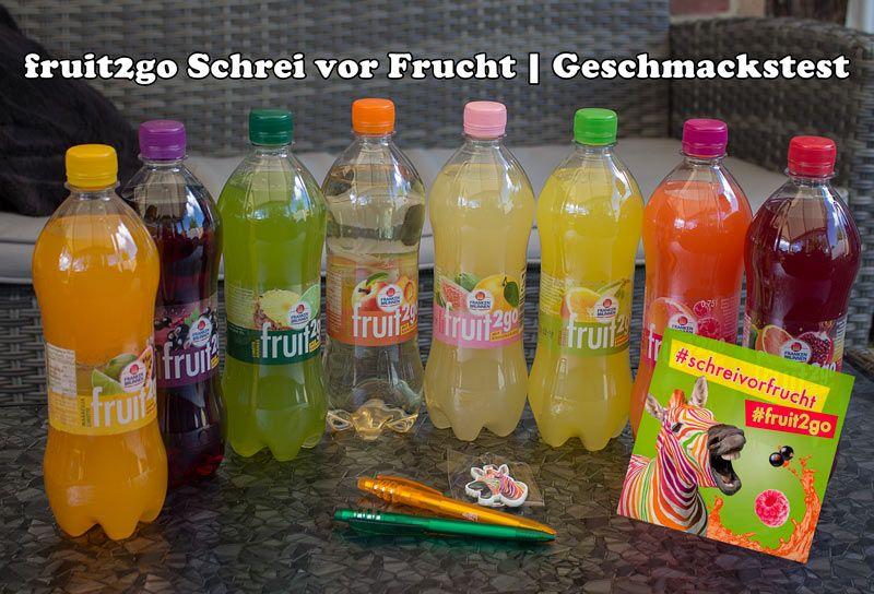 fruit2go Schrei vor Frucht | Geschmackstest - Susi und Kay Projekte Wir durften die fruit2go Frucht-Mix-Sorten testen, wer war alles noch dabei? Wie es uns geschmeckt hat, könnt ihr in unserem Blog nachlesen.  #fruit2go #schreivorfrucht #fruchtschorle #produkttest #test #neu #frucht #produkttester #profitester #blogger #drink #trinken #getränk #Cocktail #Frankenbrunnen #Getränke