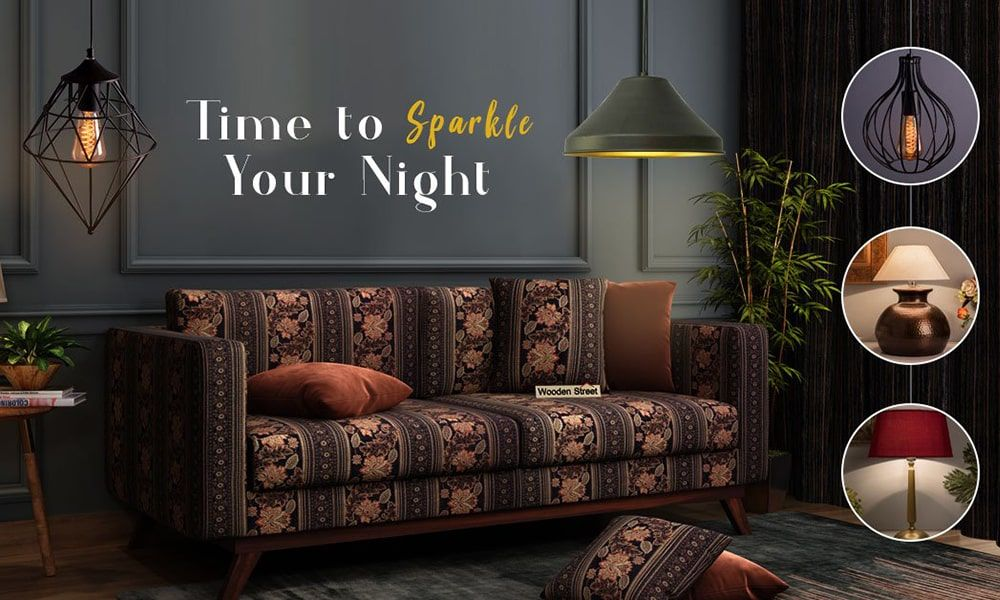 Turn Your Mid-Night Gala On With Dazzling Lamps And Lightings  #homedecor #lamps #lighting #lampsandlighting #homedecorideas #homedecoration #homedecorationideas #decor #decoritems #decorideas #lampdecor #decorproducts