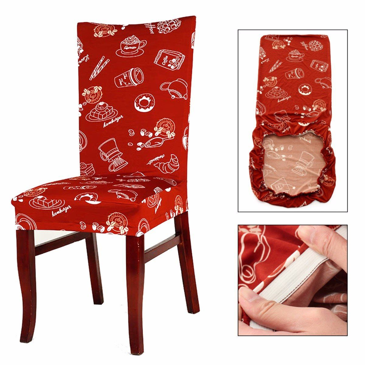 Sure Fit Soft Suede Shorty Dining Room Chair Slipcover 70 Sure Fit Soft Suede Shorty Dining Room Chair Slipcover