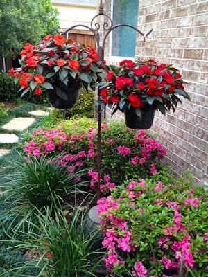 May Days Small Patio Garden Jardins Maravilhosos Pinterest