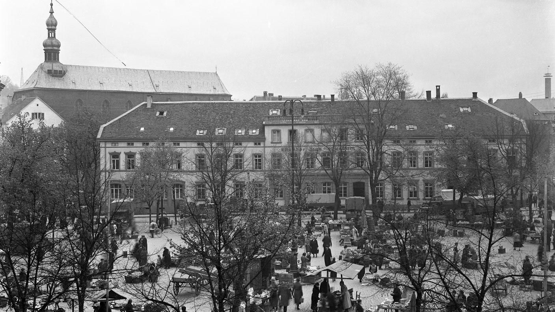 Eine Stadt Im Wandel Der Zeit Kaiserslautern Auf Dem Weg Zur Grossstadt Mit Bildern Kaiserslautern Reisen Stadt