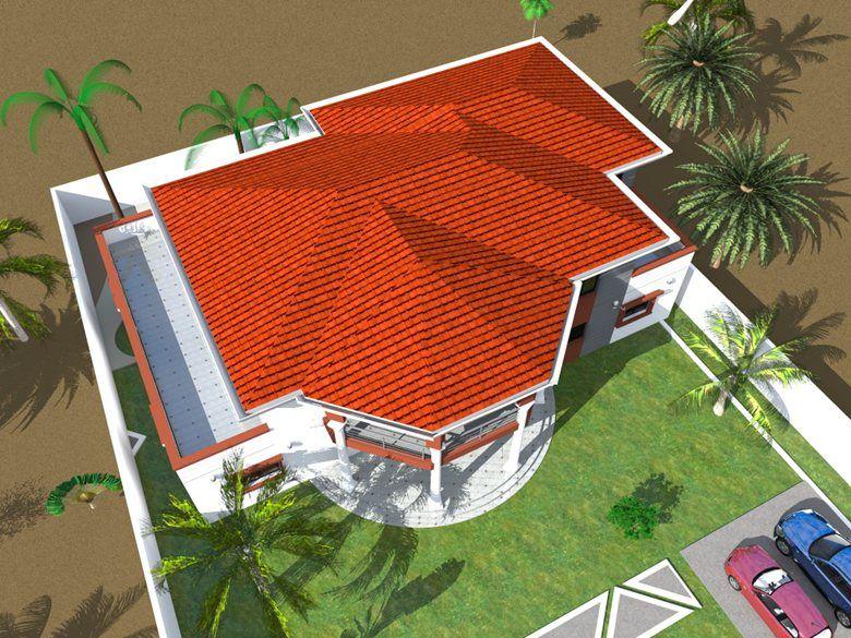 Projet De Construction D Une Villa Moderne A Ndjamena N Djamena