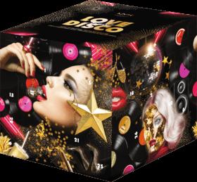 NYX PROFESSIONAL MAKEUP Adventskalender New Year Countdown