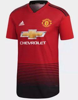 141e81960e481 Camisetas de fútbol de la Rusia Mundial 2018  Replicas Nuevo Camisetas de  Man Utd 2018