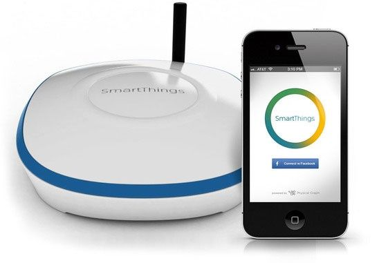 Description Smartthings, Smart technologies,