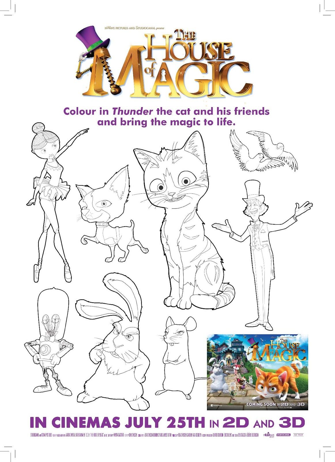 Celebrating House Of Magic S Release With A Giveaway
