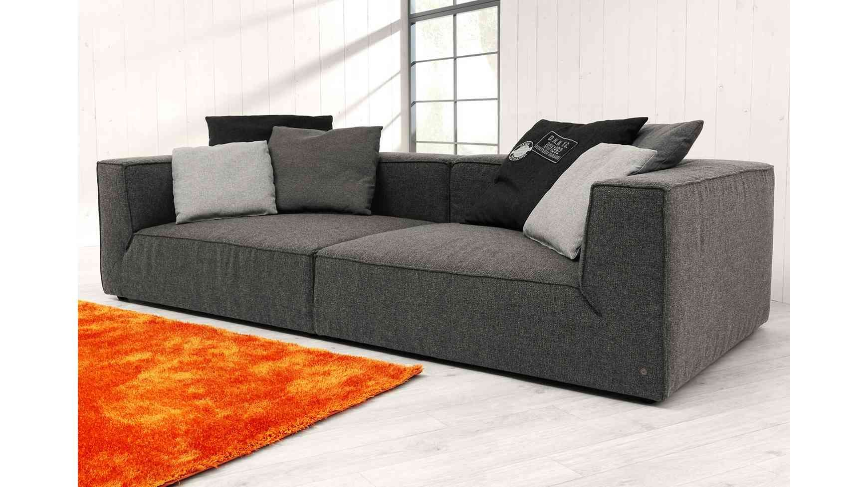 Big Sofa Trendmanufaktur Tom Tailor Big Sofa Big Cube Wahlweise Mit