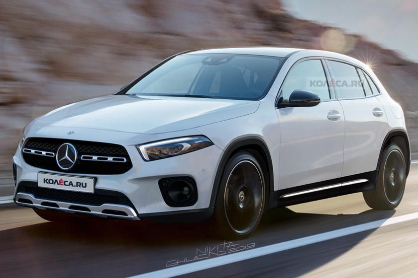 This Is When The New Mercedes Gla Will Debut
