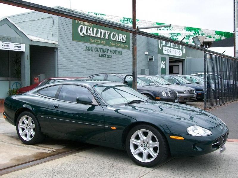 1998 Jaguar XK8 Classic Coupe - The Purr-fect Gift Shop