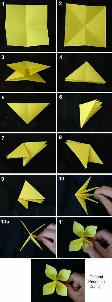 Pin by esra yetilmez on kagit pinterest origami craft and oragami origami buttonhole flowers diy craft crafts easy crafts diy ideas diy crafts crafty diy decor craft decorations how to craft flowers paper crafts tutorials mightylinksfo