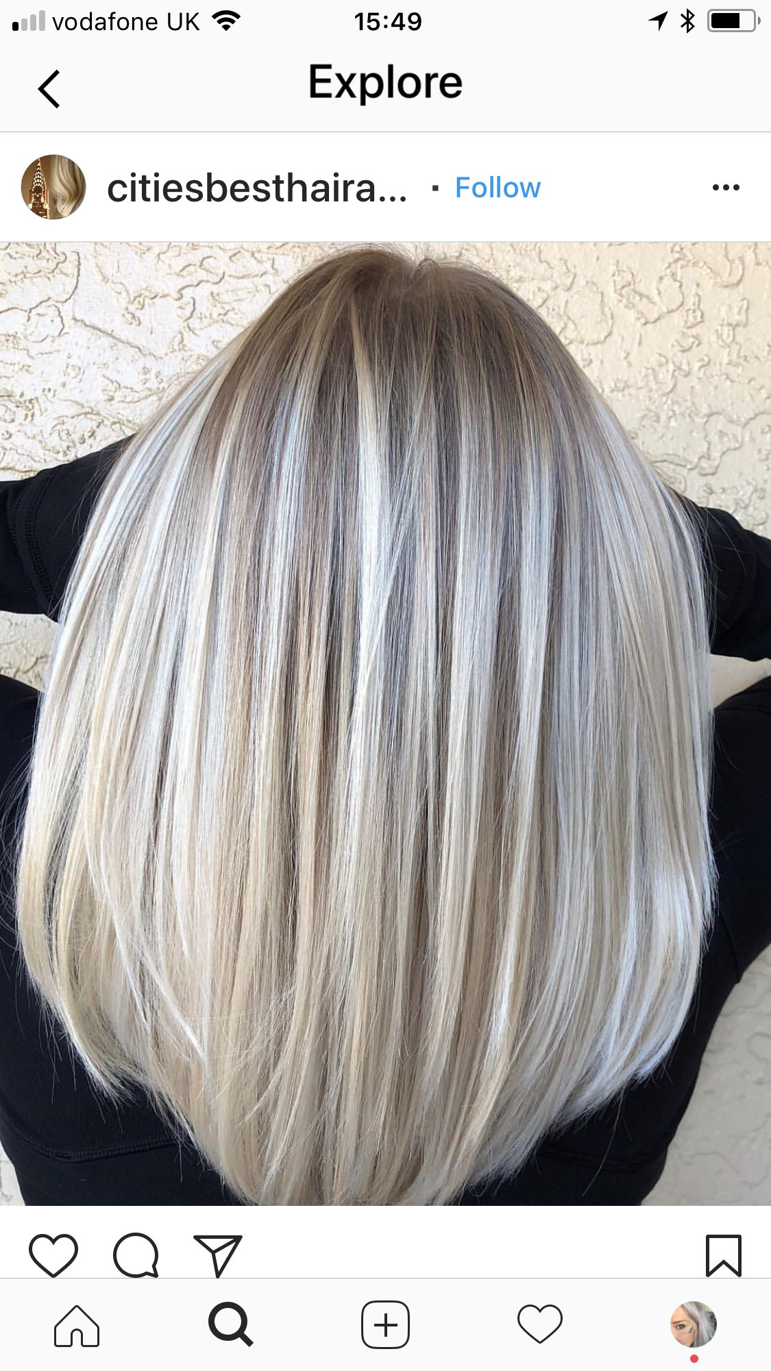 The perfect hair color in 2019 | Hair styles, Hair color ...