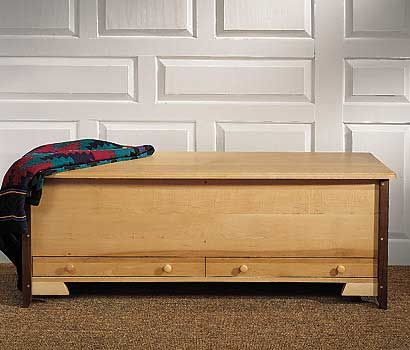From Pompanoosuc Mills. American Hardwood Furniture. Hand Crafted In Vermont