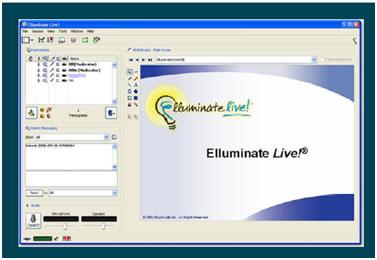 Elluminate Live Videoconferencias