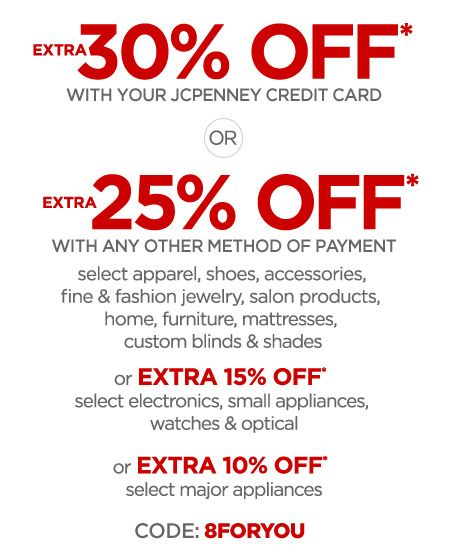 af62e7b6f49 JCP•JCPenny s PASS IT ON! Our Friends   Family Sale is back! Use ...