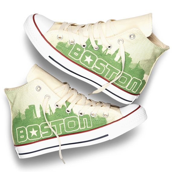CONVERSE Chuck Taylor All Star Hi Boston | Bastones