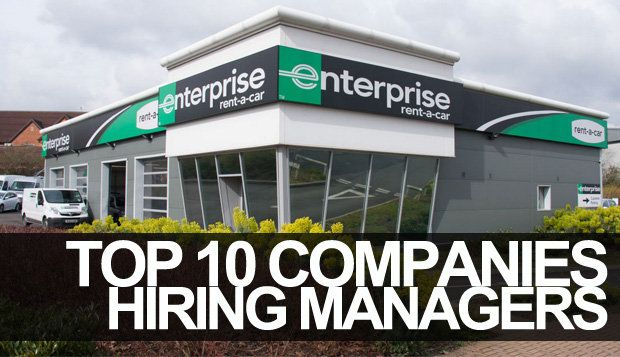 Top 10 Companies Hiring Managers This Week Companies Hiring Hiring Manager Hiring