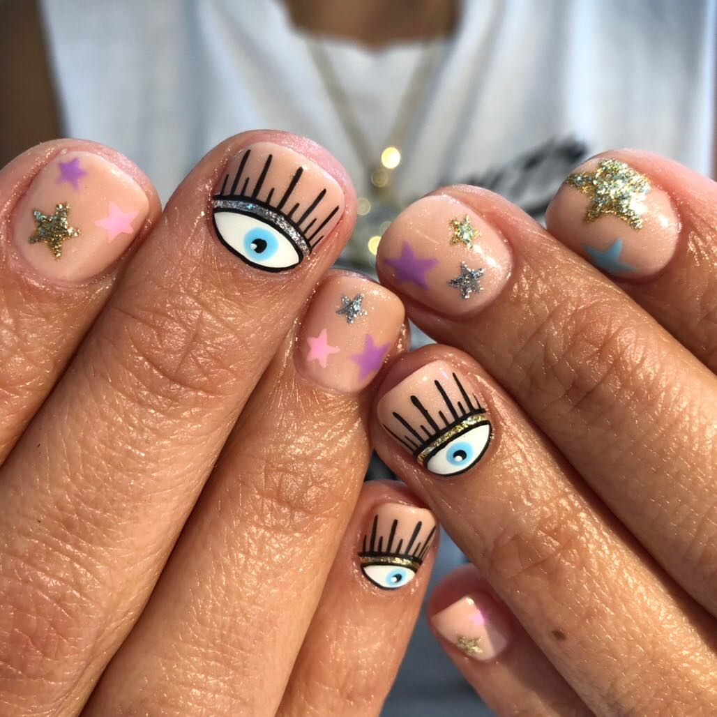 Vanity Projects Miami On Instagram I Heart Nailart Vpgena Vpofficialig Vanityprojectsmia Nail Art Nails Inspiration Nails