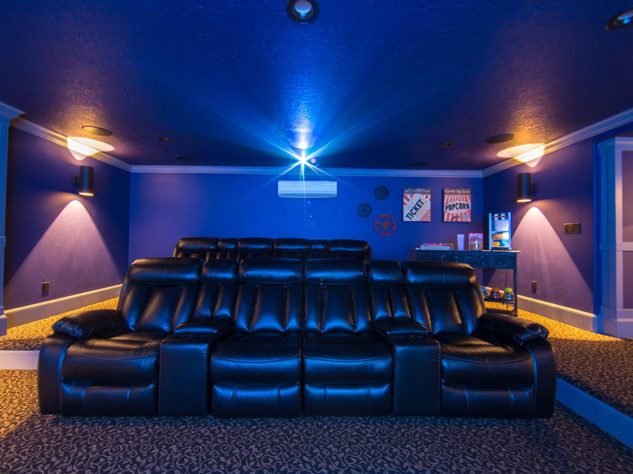 Miami Home Cinema System Installations.