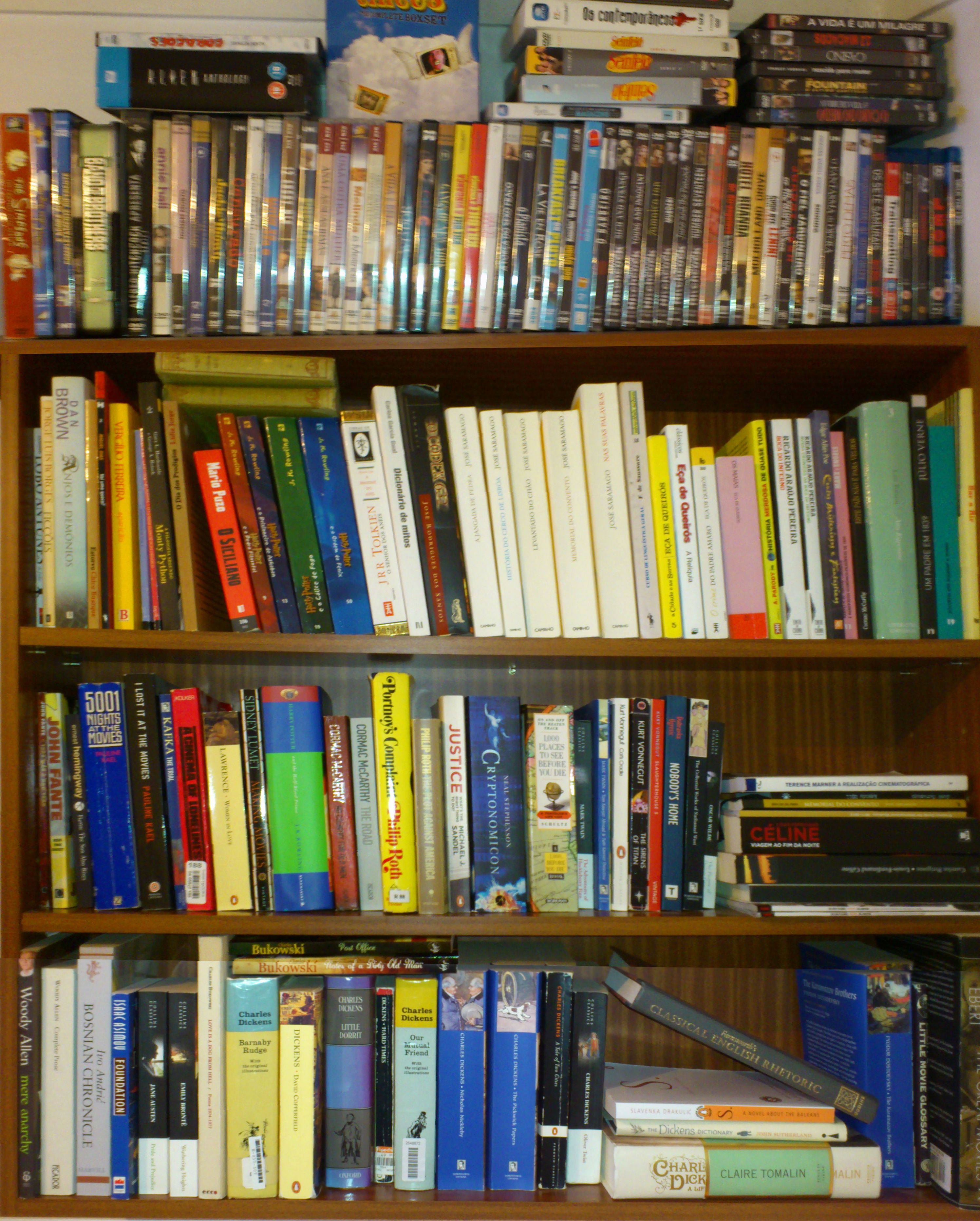 My shelves shelves book lovers and literature