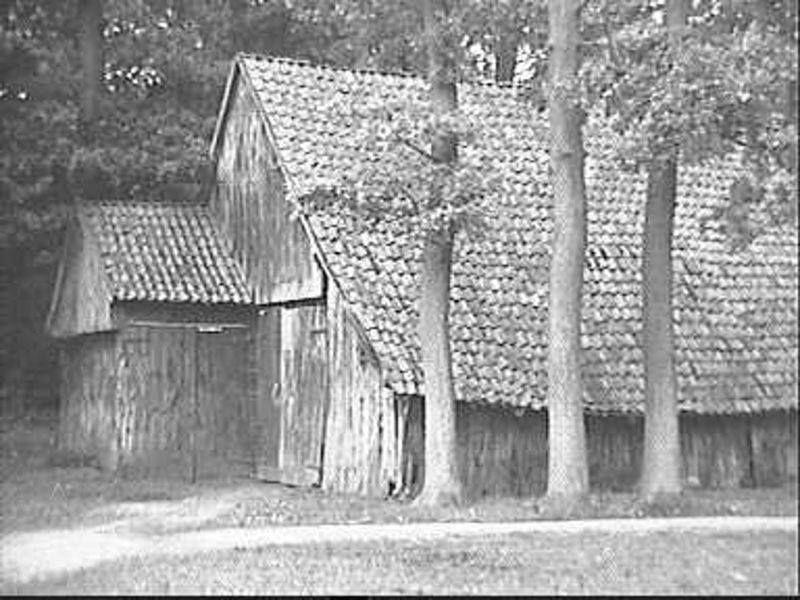 """1946 - Woold Winterswijk """"Veenhuis"""""""