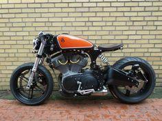 Buell Cafe Racer Conversion Kit – Idées d'image de moto