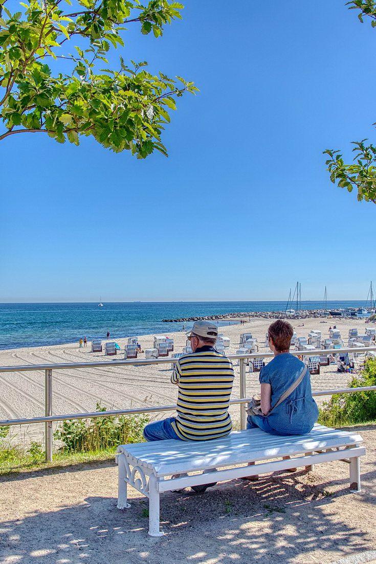 Urlaub im Juli an der Ostsee. Ferienwohnung Kühlungsborn