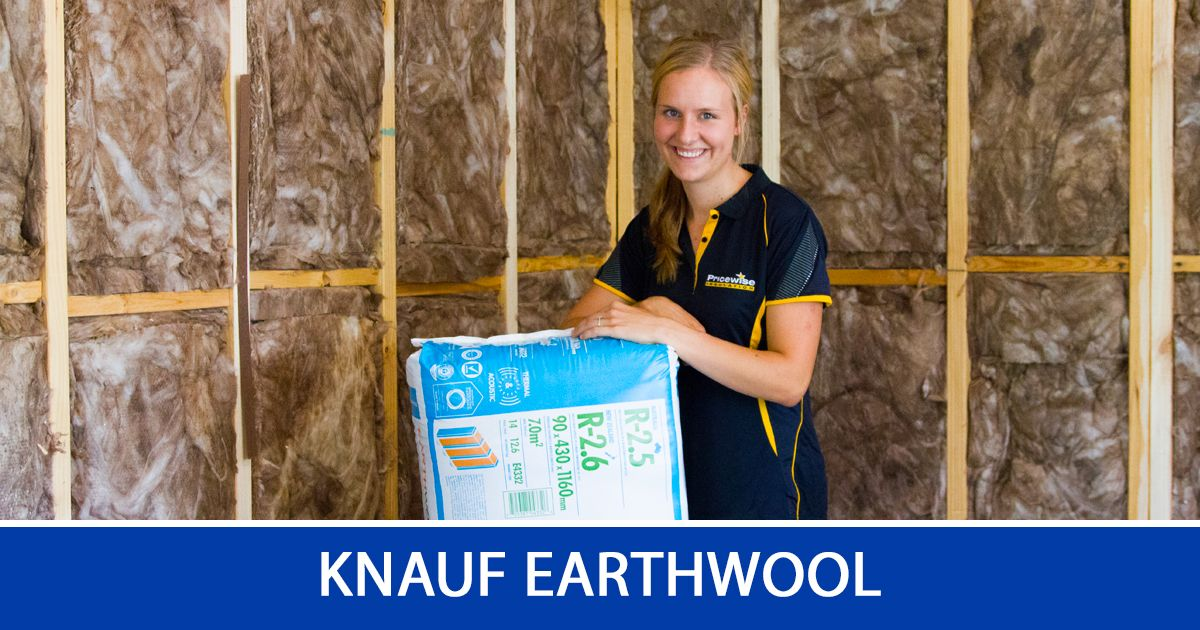 Pin By Pricewise Insulation Australia On Knauf Insulation Wall Insulation Best Insulation R Value