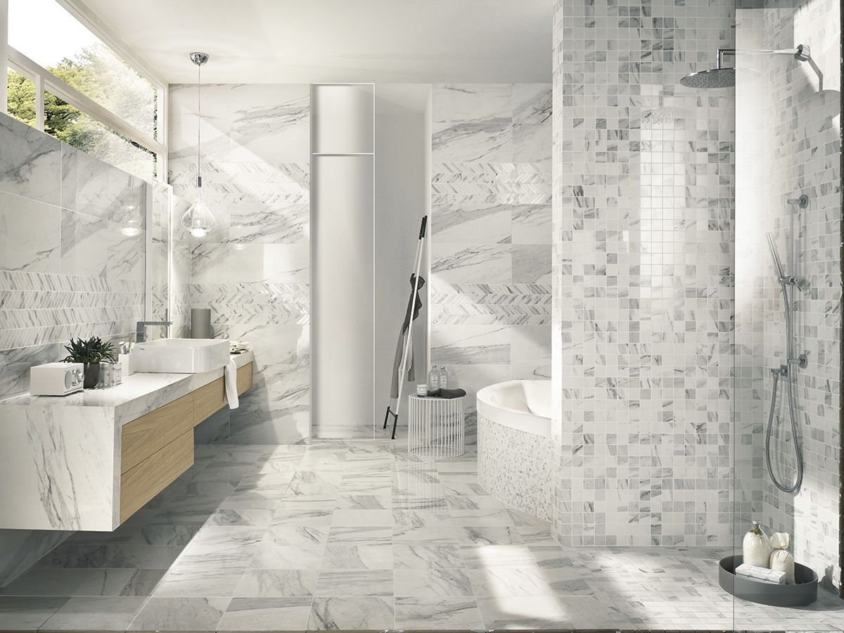 Novabell Imperial Calacatta Bianco Porcelain Tile Found At