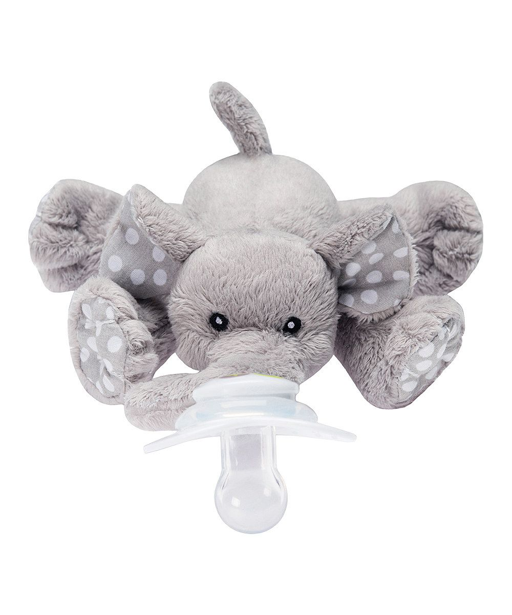 Fits Mam Pacifiers Look At This Ella Elephant Paci Plushies