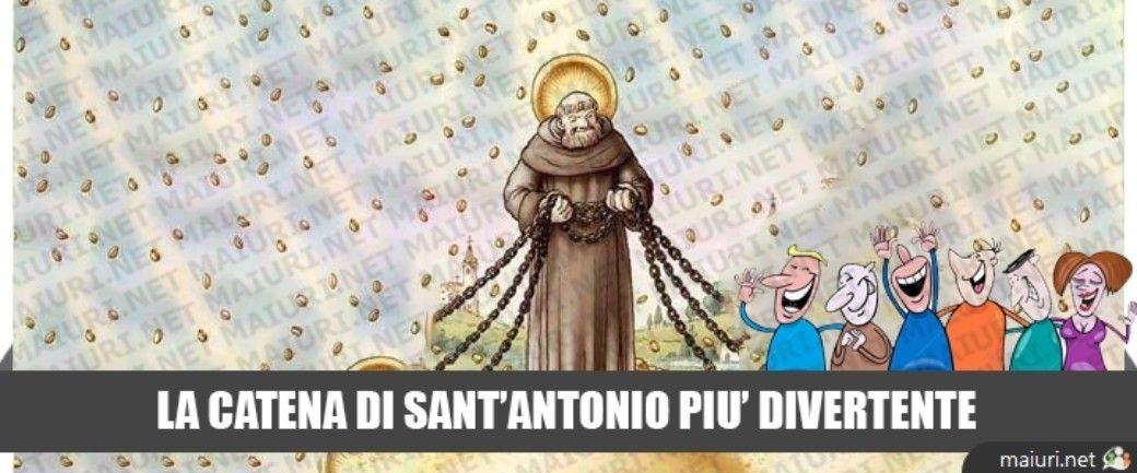 La catena di Santu0027Antonio più divertente Dicono che u2026 OMG - abfalleimer für küche