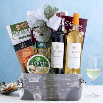 Stella Rosa Wine Gift Basket Wine Country Gift Baskets Wine Gift Baskets Sweet Wine