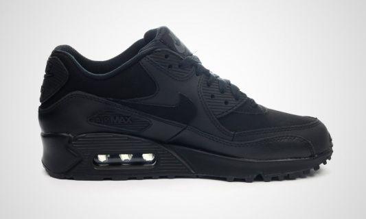 Nike Air Max 90 GS (black)