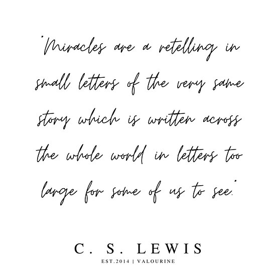 31  | 200320 |  C.S Lewis Quotes  Poster by QuotesGalore