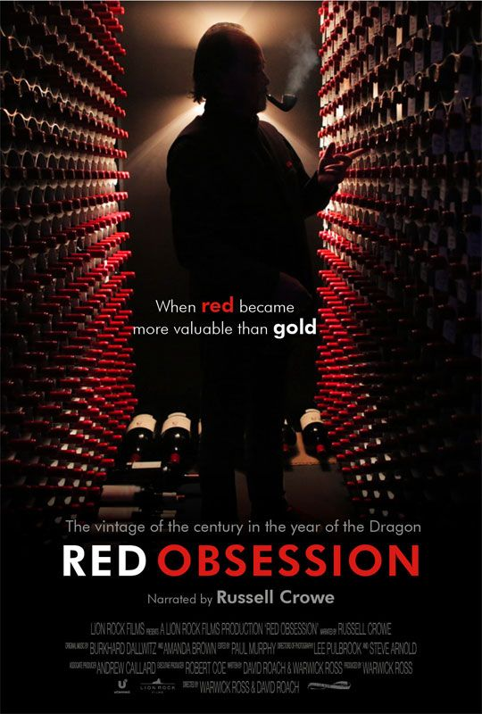 Wine Movie Posters Red Obsession Peliculas Online Ver