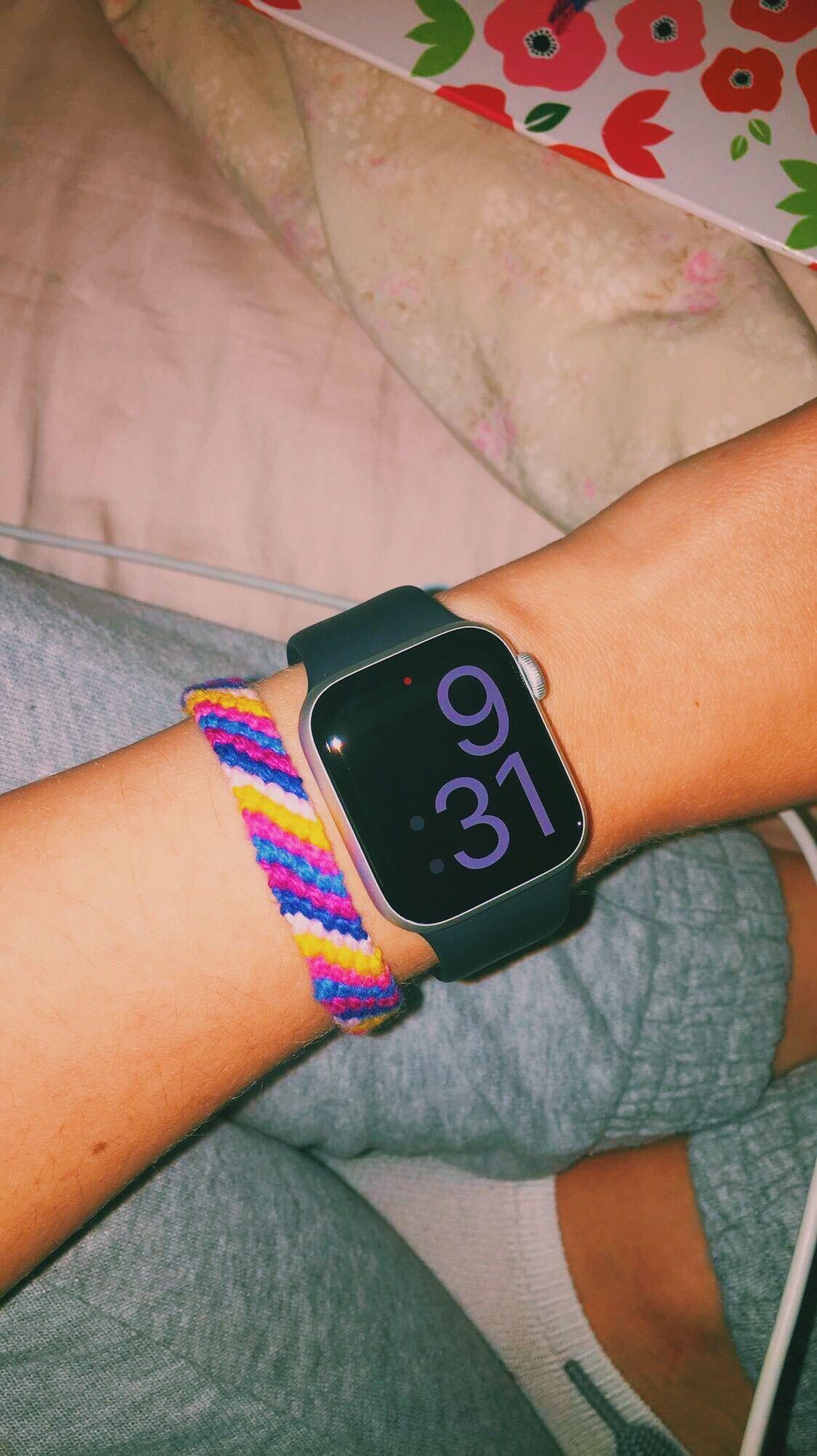 Vsco Apple Watch Applewatch Friendship Friendshipbracelet