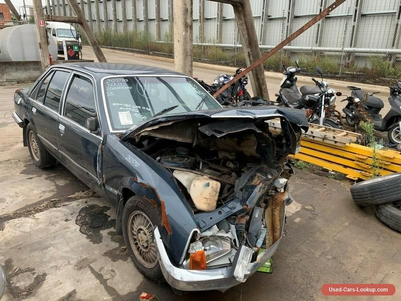 Car for Sale 1980 HOLDEN COMMODORE SLE V8 SEDAN