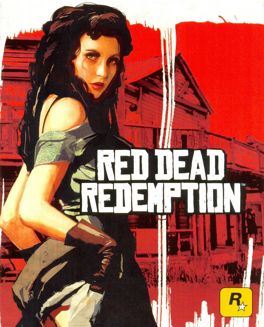 all red dead redemption games