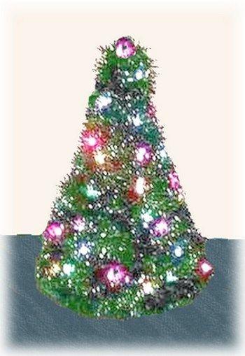 Coat Hanger Christmas Tree Free Craft Project Hanger Christmas Tree Diy Christmas Tree Hanger Crafts