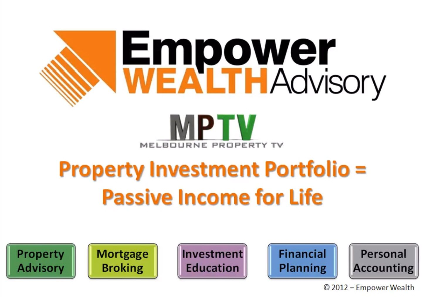 Would you like to make a passive online? Then make