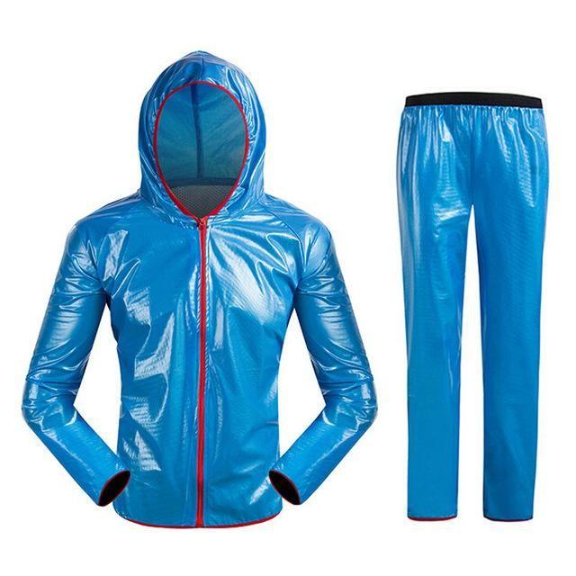 905da1c1ba3 Windproof Cycling Jersey Sets Cycling Sets Suit Waterproof Bike Bicycle  Cycling Jacket Riancoat Rain Coat Ciclismo Bicicleta