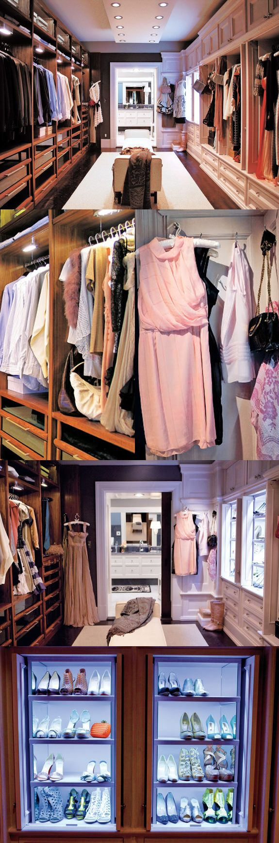 take a closer look to carrie bradshaw's closet.fantabulous!